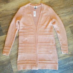Old Navy Long Open Cardigan - NWT